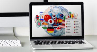 Как настроить языковую версию сайта